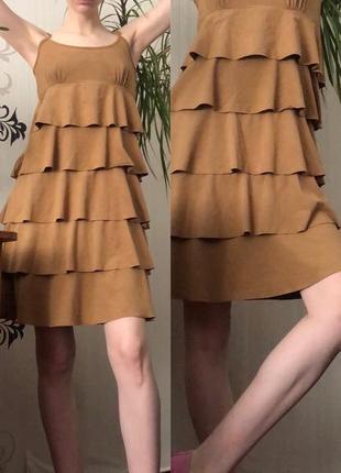 Плаття в рюши