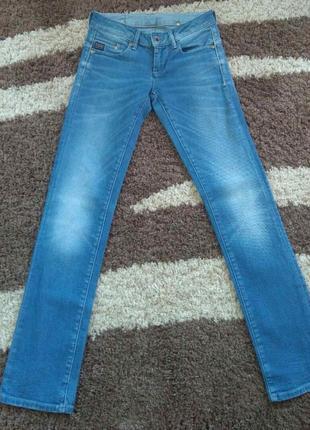 Фирменные женские джинсы g-star raw
