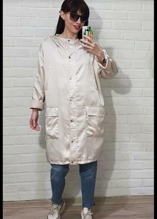 Куртка ветровка, пыльник