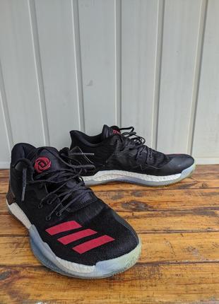 Кроссовки баскетбольные adidas drose 7 low