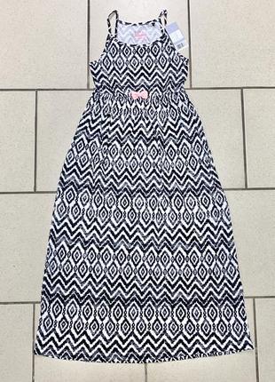Платье новое 7-8 л