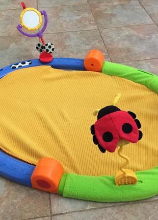 Детский игровой развивающий коврик, центр fisher price