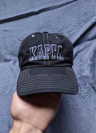 Kappa cap кепка бейсболка