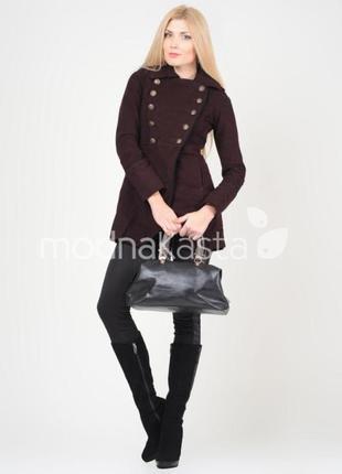 "Крутое пальто в стиле ""милитари"" bershka!"
