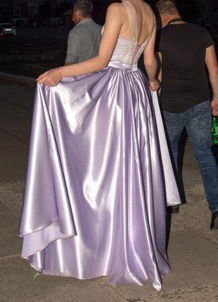 Вечернее платье oksana mukha