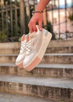 Puma cali sportmix женские кроссовки наложенный платёж купить кросівки