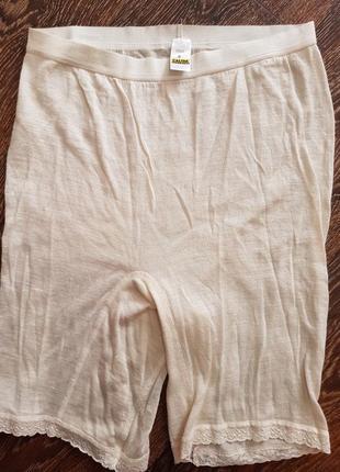 Calida шерсть,шелк,шёлк термобелье шорты,трусы