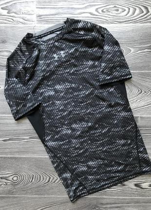 Компресійна футболка under armour
