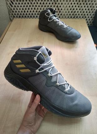 Баскетбольные кроссовки adidas explosive bounce by4466 оригинал