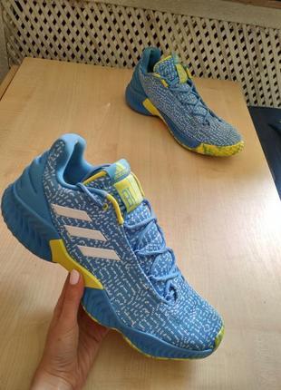 Баскетбольные кроссовки adidas pro bounce low 18 shoes ingram f36939 оригинал