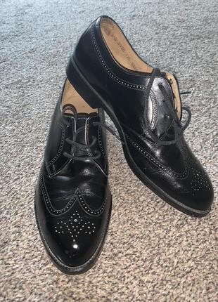 Кожаные туфли 👞 ботинки 🥾 оксфорд женские кожаные