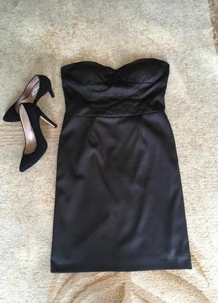 Шикарне вечірнє плаття футляр  40-42р