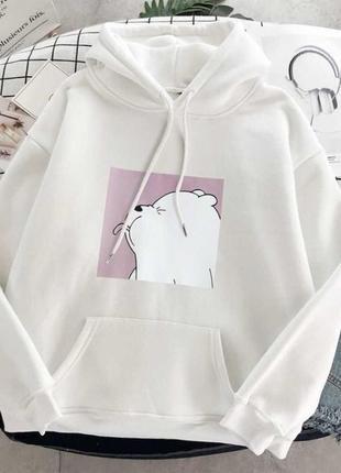 Бомбер толстовка свитшот пуловер