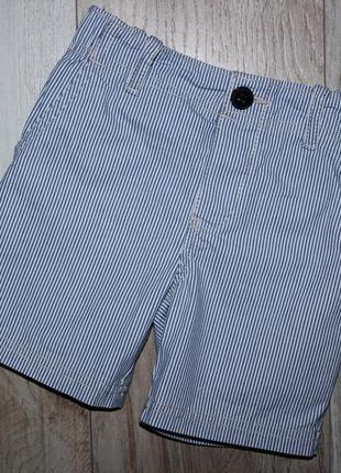 Детские шорты на мальчика шортики дитячі шорти картерс carter's 3 года, рост 98 см.