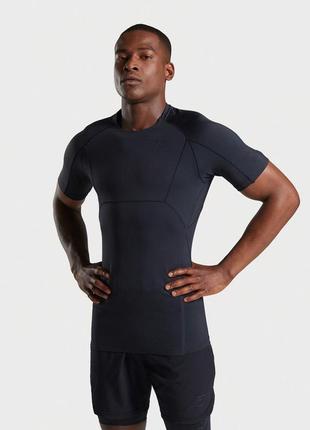 Мужская футболка gymshark premium baselayer оригинал