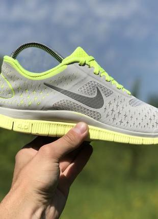 Nike free 4.0 v2 спортивні (бігові) кросівки оригінал
