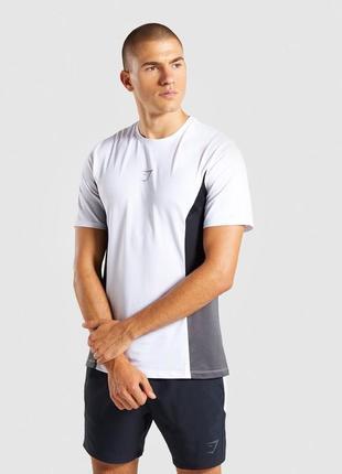 Мужская футболка gymshark reset оригинал