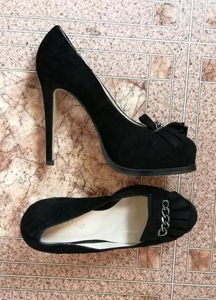 Туфли замшевые mia may, miraton2 фото