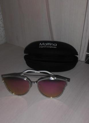 Женские очки maltina original sunglasses