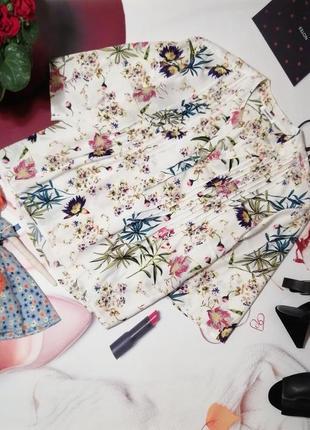 Рубашка damart, 100% вискоза, размер m/l