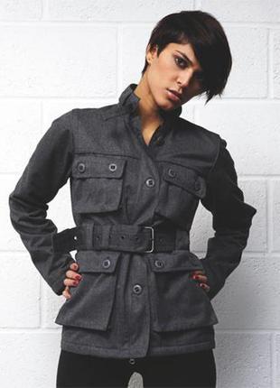 Фирменное пальто supremebeng