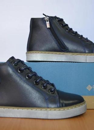 Подростковые ботинки фирмы broni3 фото