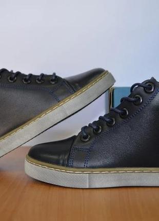 Подростковые ботинки фирмы broni4 фото