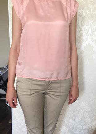 Шикарна блуза naf naf