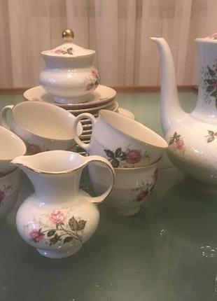 Немецкий чайный сервиз