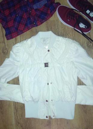 Легкая куртка осень-весна недорого