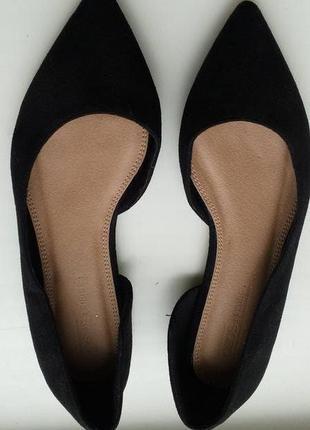 Женские туфли, балетки asos, новые, размер 40