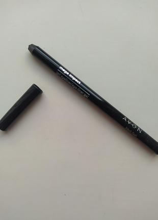 """Гелевий олівець для повік """"мегацвет"""" еволюція кольору"""" від avon (карандаш для глаз, век)"""