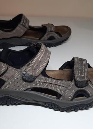 Замшевые сандалии,босоножки active (актив)
