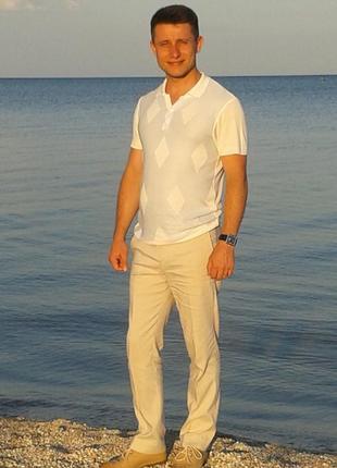 🍀мужские летние классические брюки arber