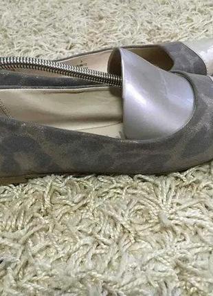 Новые фирменные туфли балетки dorothy perkins 38р