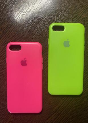 Чехол soft case для iphone 8