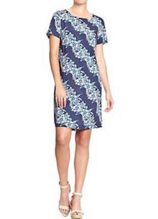 Платье printed shift dresses
