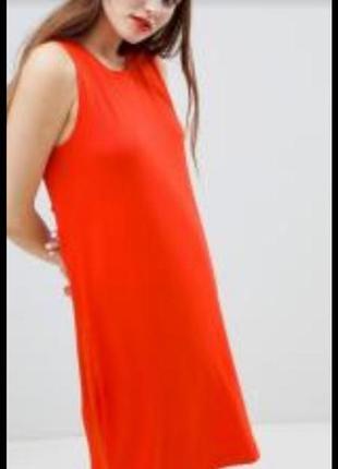 Платье оверсайс