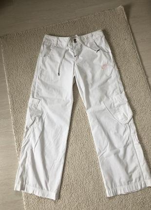 Легкие натуральные штаны оригинал nike