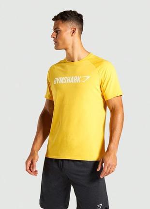 Мужская футболка gymshark apollo оригинал