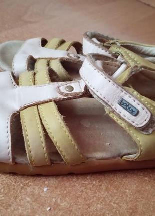 Босоножки сандалии bobux 16см.