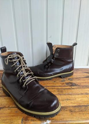 Туфли ботинки h&m
