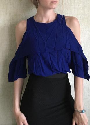 Блуза, блузка zara2 фото