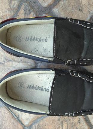 Туфлі, мокасини , лофери на хлопчика розмір 26