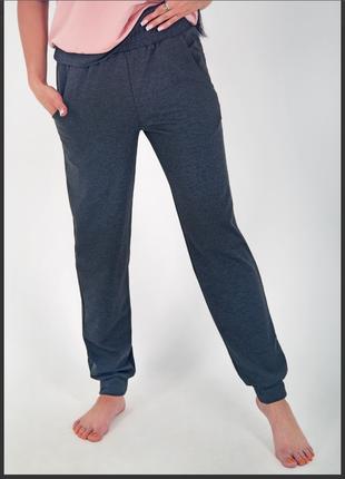Летние трикотажные брюки, штаны