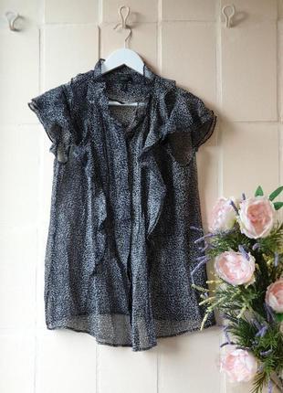 Легкая и красивая блуза от эсприт