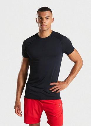 Мужская футболка gymshark lightweight оригинал