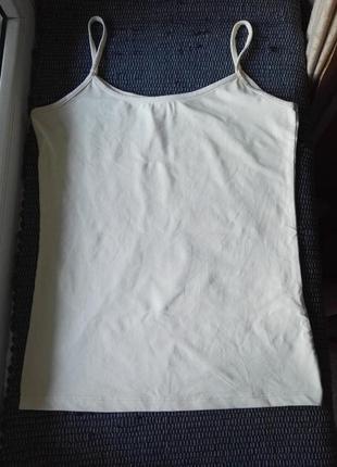 Біла майка (колір яєшня шкаралупа)