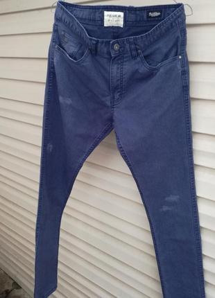 Фирм.джинсы зауженные
