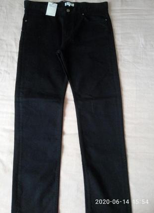 Суперчерные джинсы